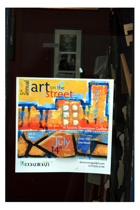 Art In The Street Poster