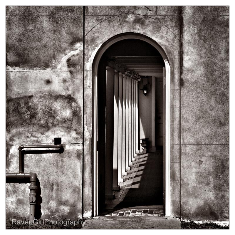 Door shadows s